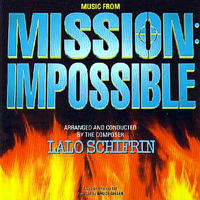 Music from Mission: Impossible (TV)
